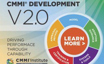 The CMMI® Institute Announces CMMI Development V2.0