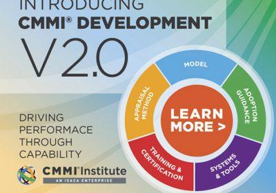 O CMMI® Institute anuncia o CMMI Development V2.0