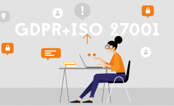 A connection between ISO / IEC 27001 and GDPR