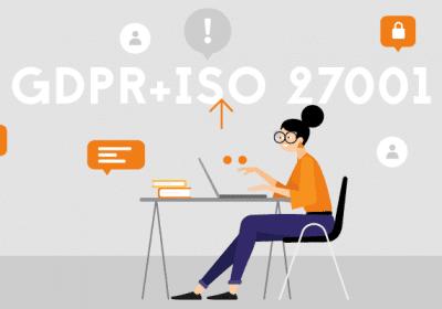 A conexão entre a ISO/IEC 27001 e o RGPD