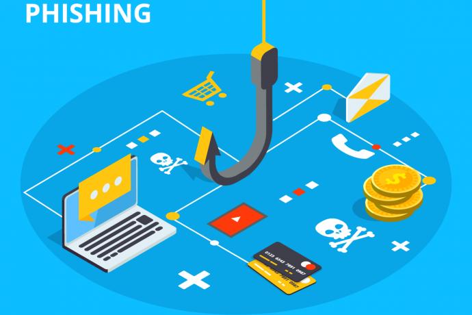 Portugal em 2º lugar no ranking de países mais atacados por phishing no mundo